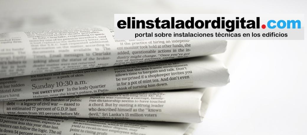 Gesternova En EL INSTALADOR DIGITAL