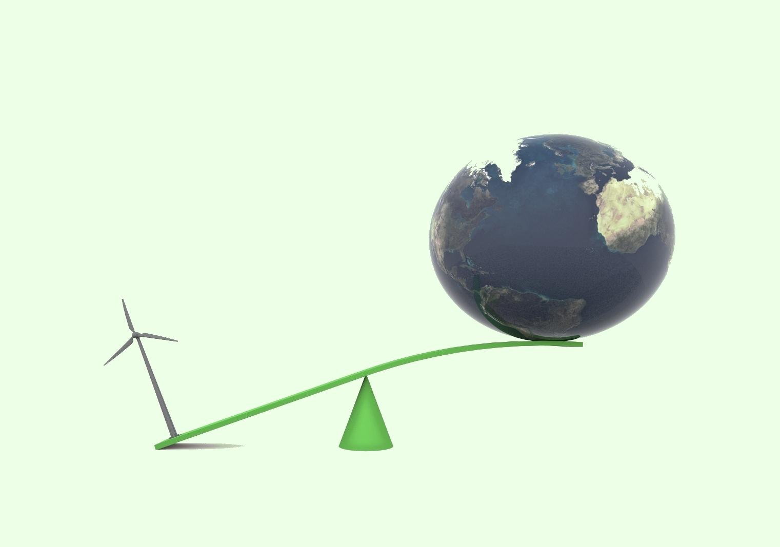 La Energía Verde Cambia El Mundo