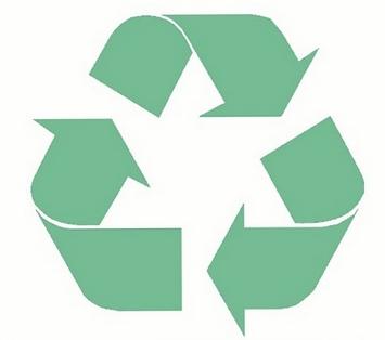 símbolo internacional reciclaje