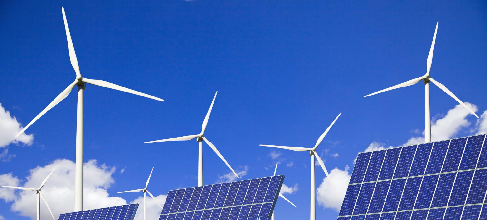 Ahora las renovables financian el sistema
