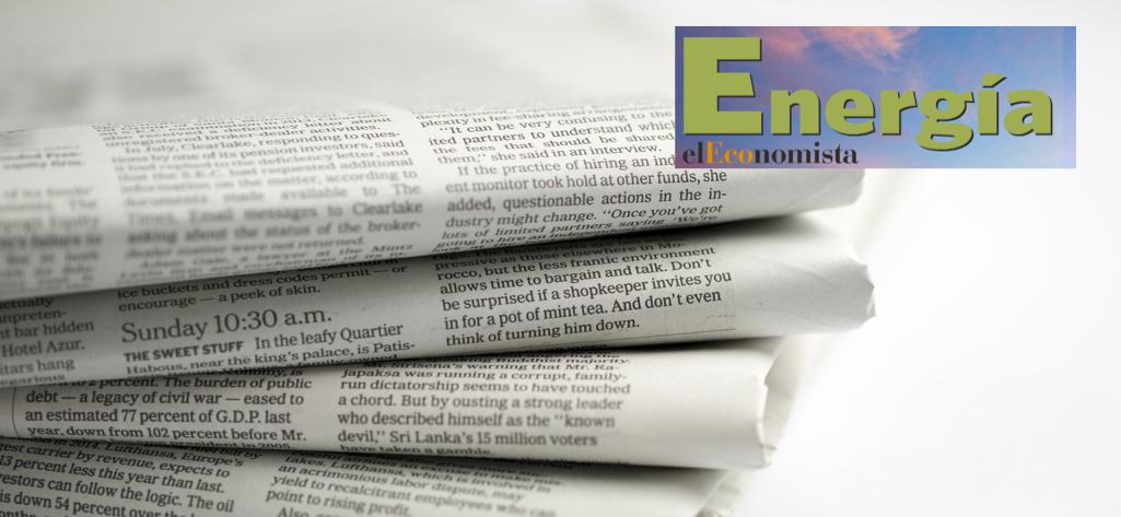 Gesternova En Energia El Economista