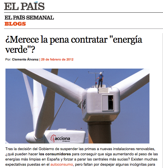 el pais blogs