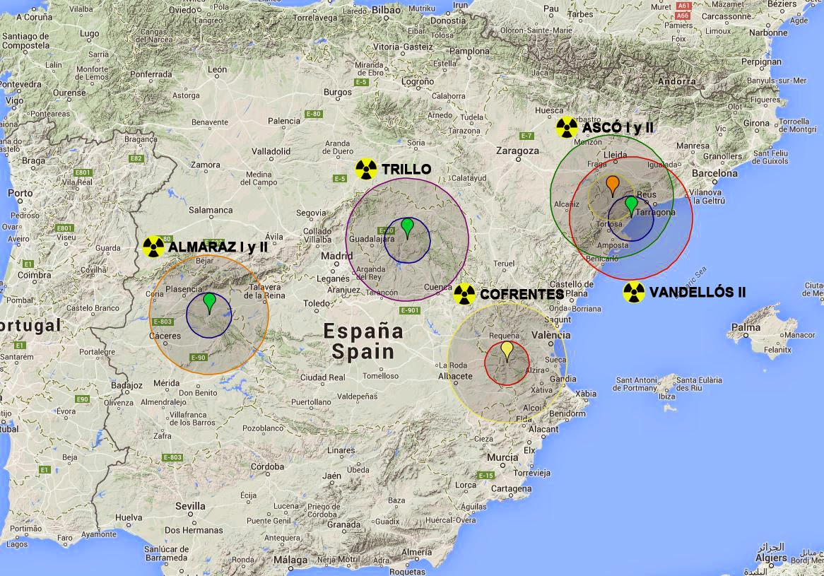 ¿Estamos Preparados Para Una Catástrofe Como La De Fukushima?