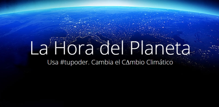 Gesternova Apoya La Hora Del Planeta En Un Año Crucial Para El Clima