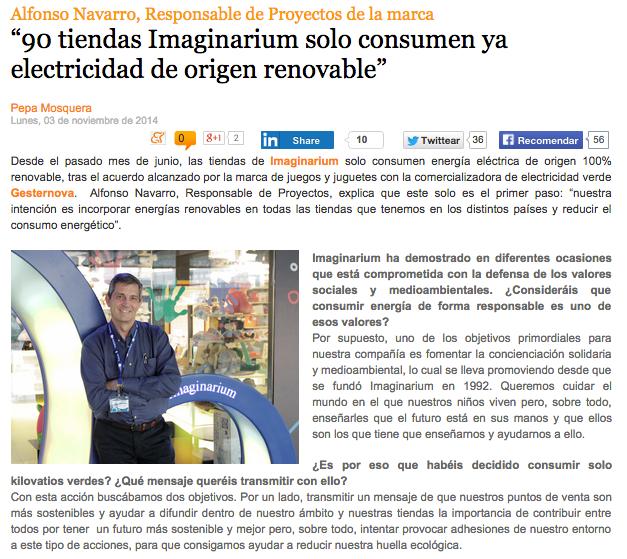 imaginarium energías renovables