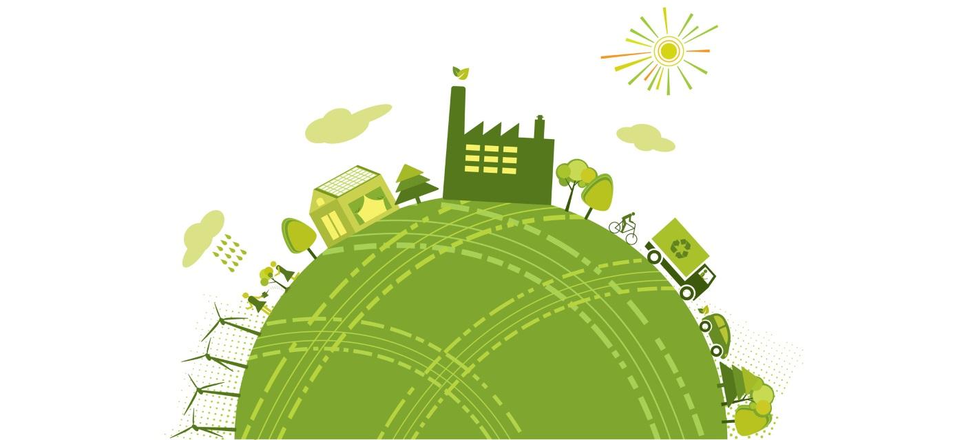 Energía Verde Por Un Mundo Mejor