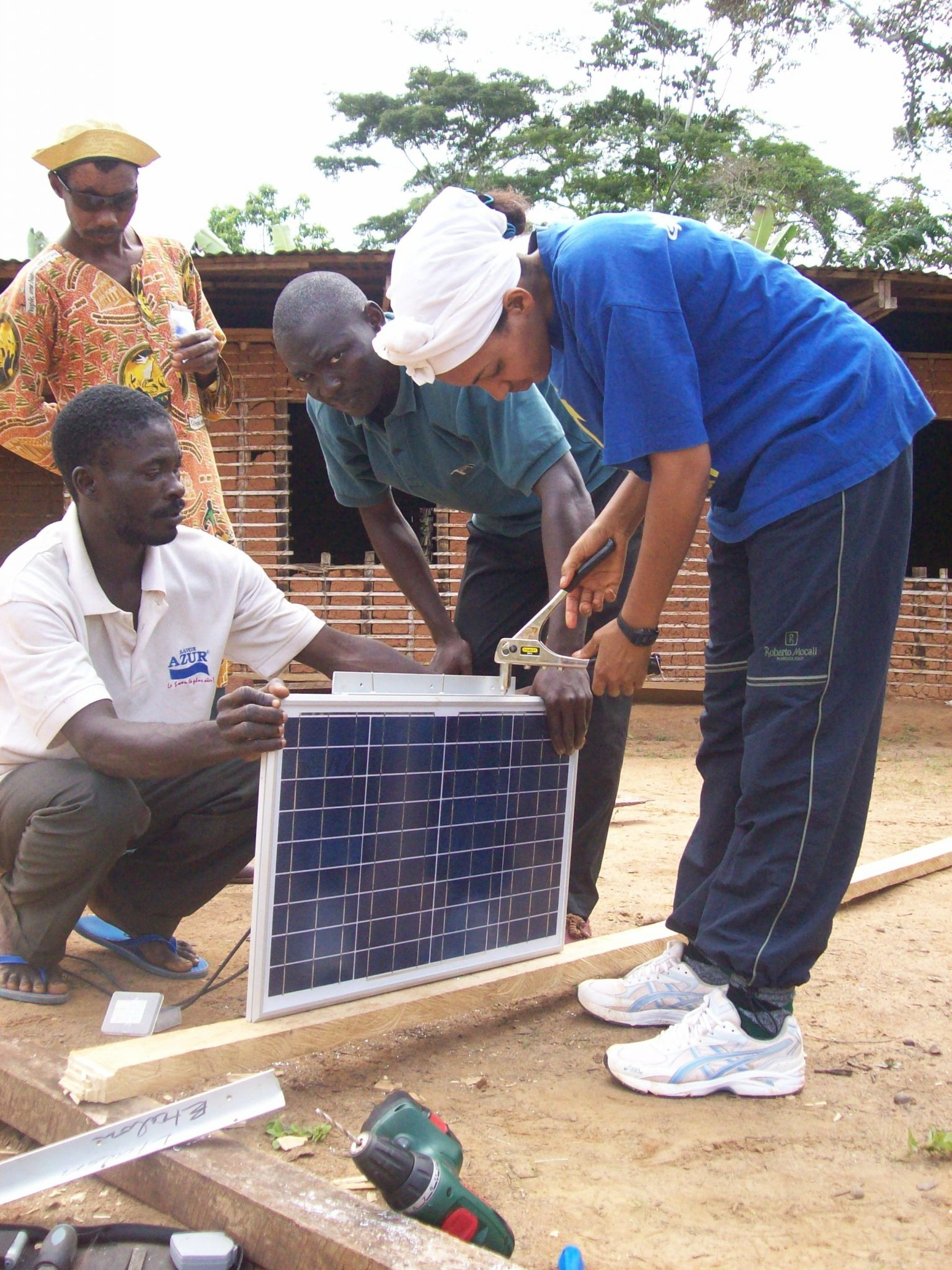 Climate Fund Solafrica Camerun Ekoenergy