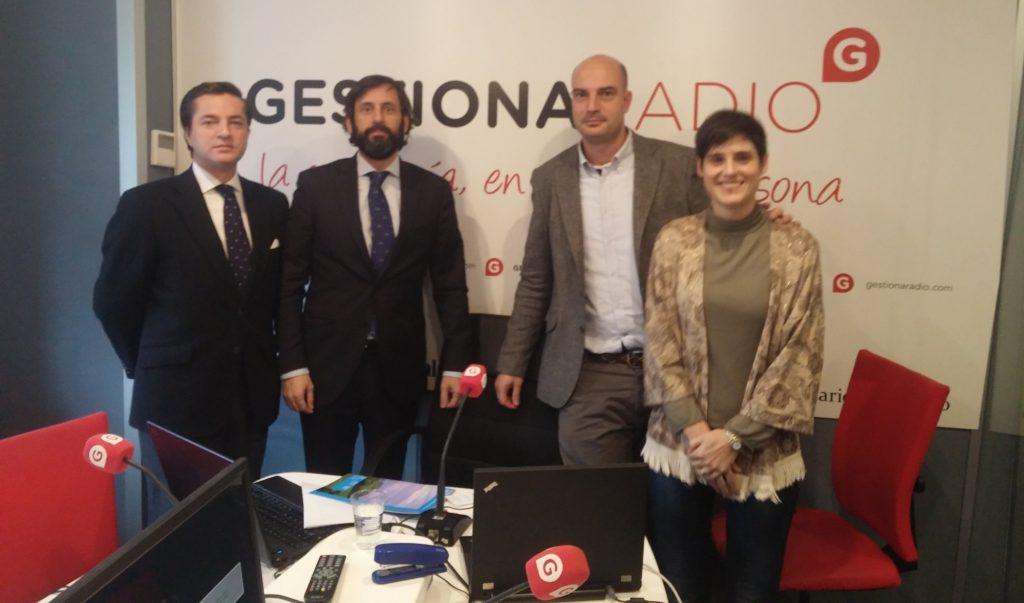 Tertulia Ecogestiona con Gesternova, Triodos Bank y Willis Iberia