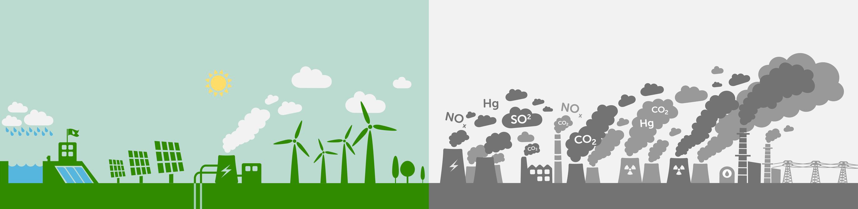La Tecnología Y El Cambio Climático Impulsan El Cambio De Modelo Energético