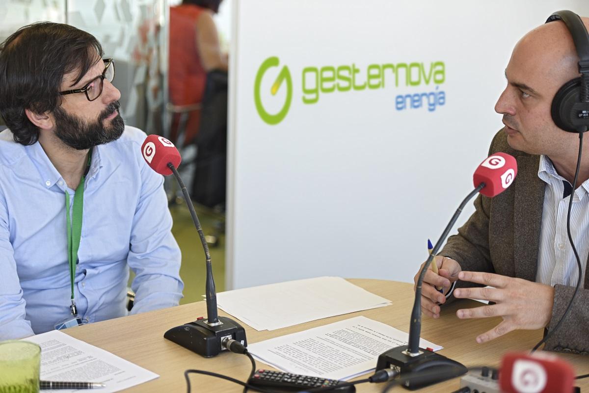 Gestiona Radio Emite Un Especial Ecogestiona Desde La Nueva Sede De Gesternova