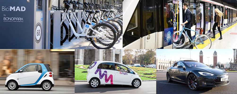 Un Viernes Cualquiera En La Nueva Movilidad Sostenible