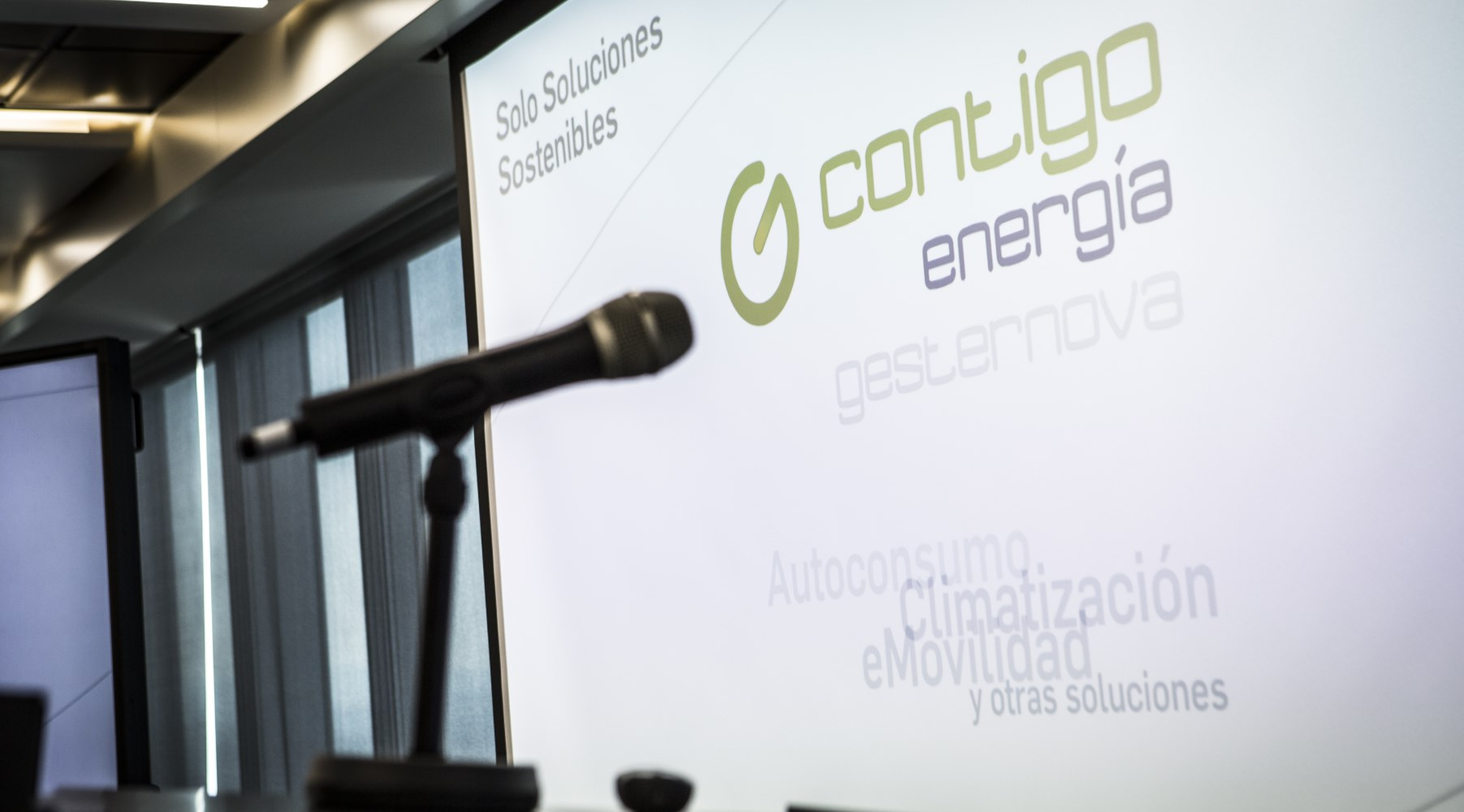 Contigo Energía: Solución Sostenible De Gesternova