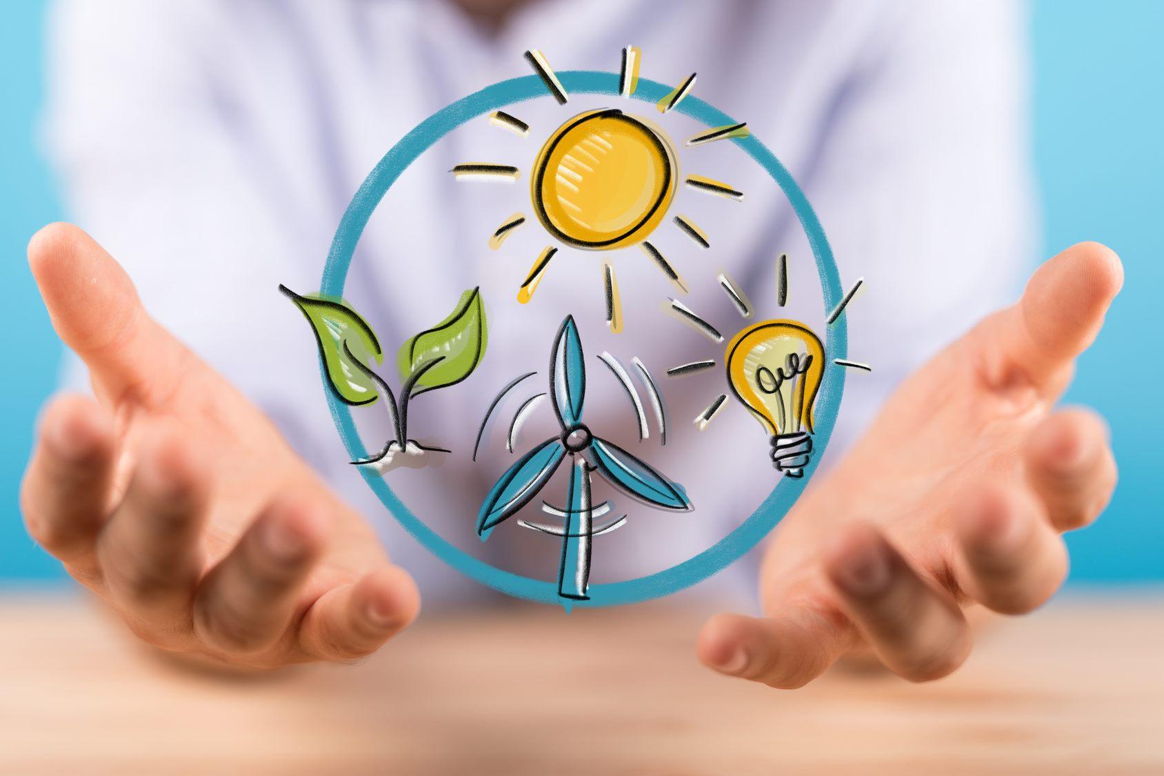Energía verde, una opción barata y responsable